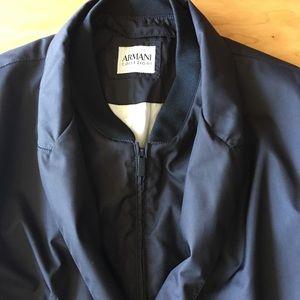 Armani Collezioni Techno Jacket